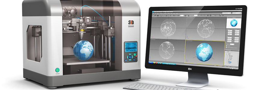 impression 3D dans l'industrie